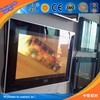 ISO 9001 6063 T5 Advertising light boxes color balance / Large size aluminum frame led advertising light box