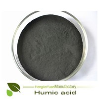 powdered humic acid fertilizer super potassium humate shiny flakes/powder/crystal