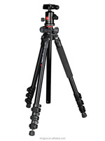 Hot sale flip lock travel tripod for digital camera FA-258+QE--0