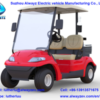 Electric Golf Car AW2028K 2 Seater