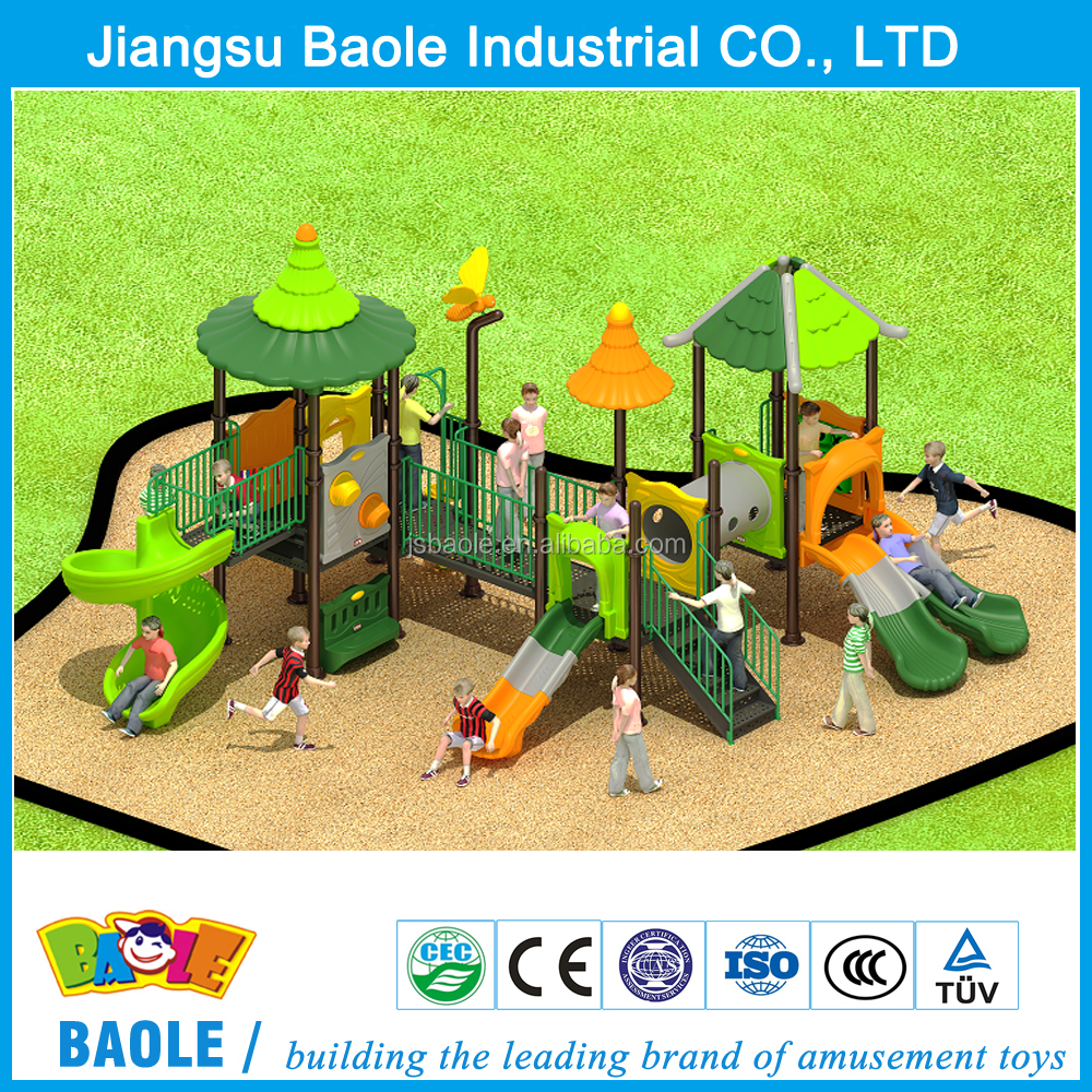 Park structures toys outdoor sports playground equipment for kids