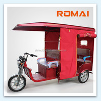 Wholesale electric three wheel motorcycle/tricycle for passenger