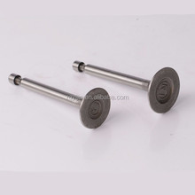 motorcycle engine parts intake valve and exhaust valve for SPIN125