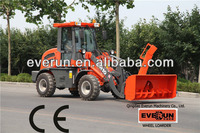 EVERUN Latest China 0.8T/1T/1.2T/1.5T spray agricultural machinery tractor
