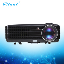 Multimedia full HD 1080p sake cheap support USB,TV,ATV,DTV home theater led projector