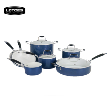 Aluminium Cookware Set /cooking Pot /fry Pan With Non Stick