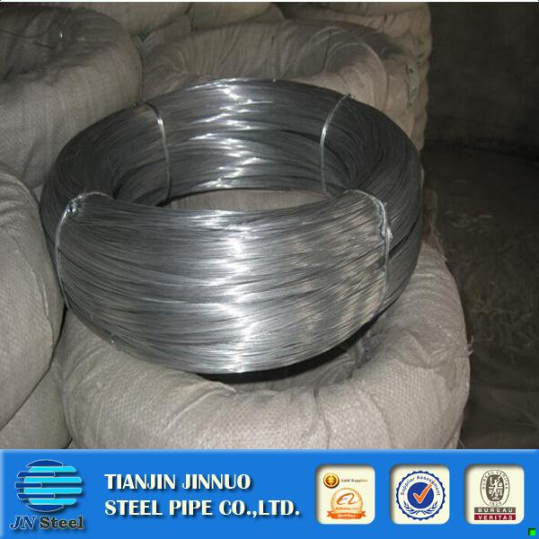 Plastic high carbon steel wires galvanized messenger wire