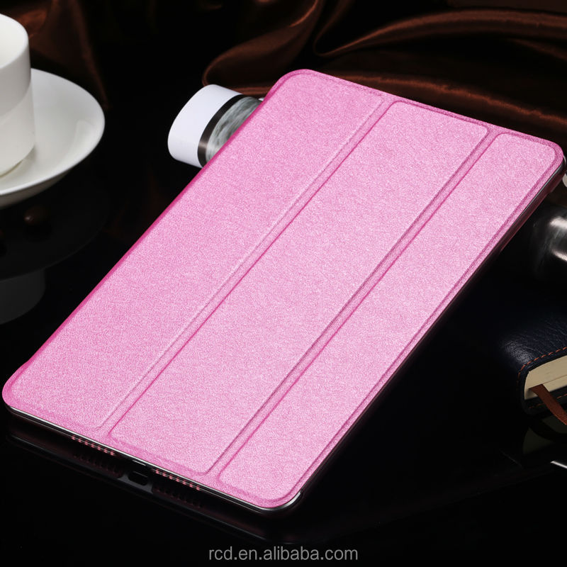 Smart Cover For iPad MIni 1 2 Three Folding Cover For iPad MIni Stand Tablet Case For iPad Mini 2 3 RCD03737