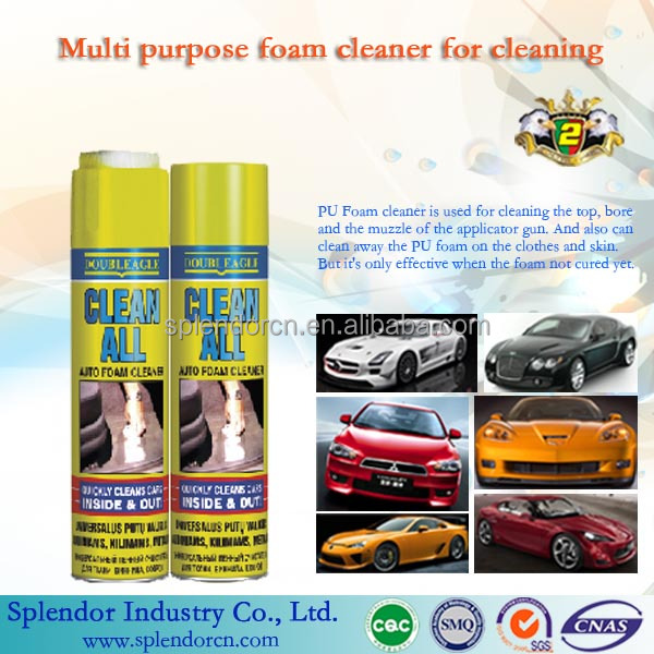 Multi purpose foam cleaner for cleaning/ car cleaner/ foam cleaner