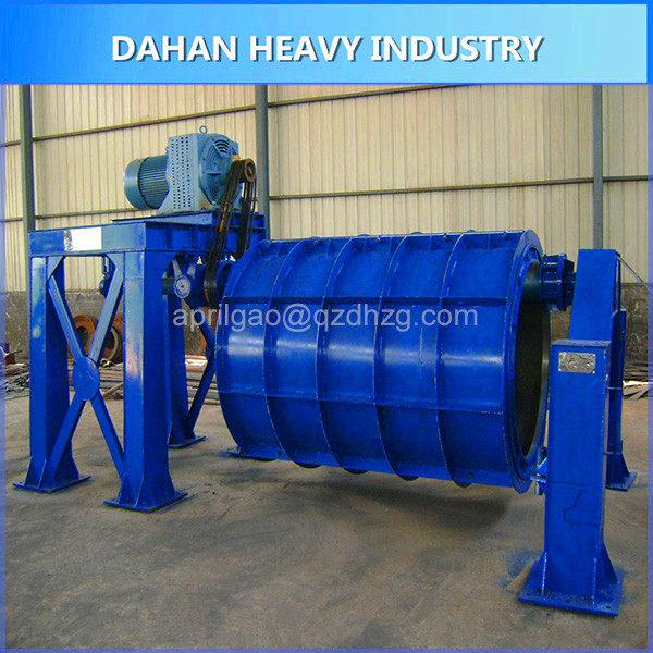 Concrete Pipe Making Equipment / Concrete Cement Drainage Tube Pipe Making Machine