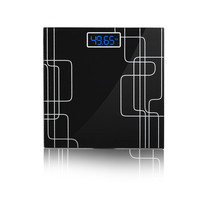 Voice Talking bathroom digital platform scale
