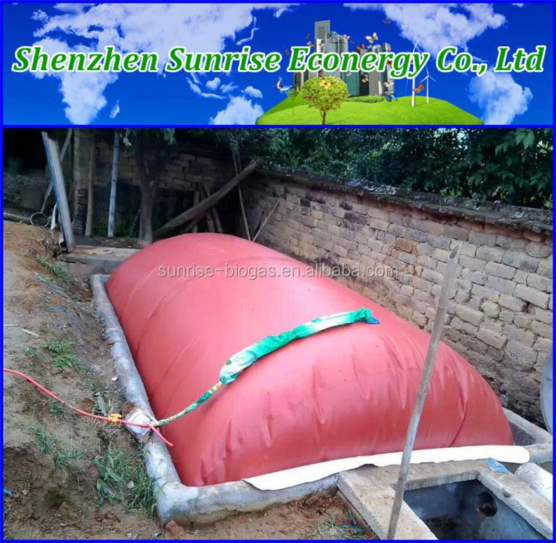 farm and livestock household anaerobic biogas digesters