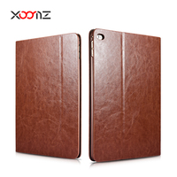 XOOMZ PU Leather Case for Apple iPad Air 2 Flip Cover with Stand Function