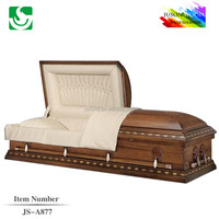 wholesale best price making china cremation casket