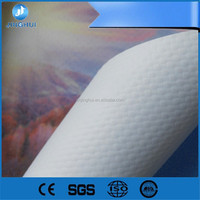 Good Ink-Absorption and Dry Fast pvc flex banner/banner fabric/banner material