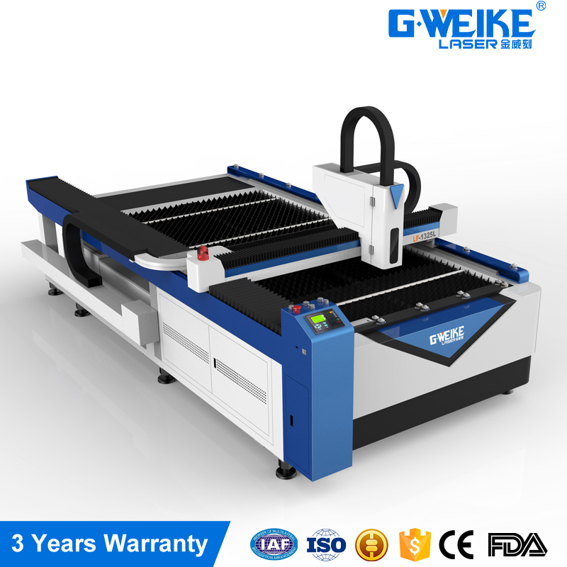 hobby low prices fiber metal laser cutting machine factory direct sale