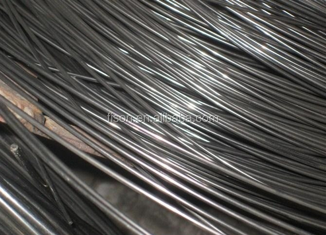 Titanium fishing wire