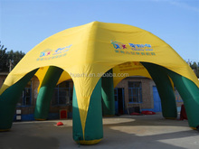 Outdoor events advertising exhibition inflatable air dome tents