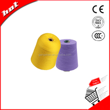 Cotton yarn manufacturer custom Ne 10/1 CLSP 1500 open end 100 cotton crochet yarn for selling