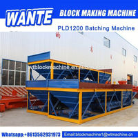 High batching accuracy concrete machinery,concrete batching plant