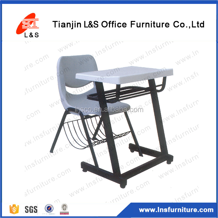 School Furniture Single Person Student Table and Chairs