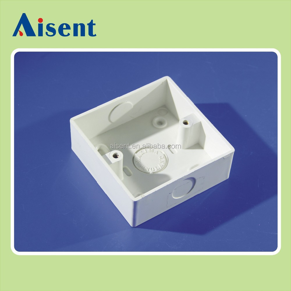 Good Quality Plastic White For Wire waterproof pvc junction box
