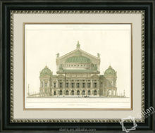 Paris Opera House II hotel decor picture of frame