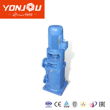 DL/DLR Vertical Multi-stage Centrifugal Water Pump/hydrant multi-impeller water pump/ vertical firefighting pump set