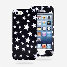 Popular custom plastic full cover mobile phone case for iPhone5