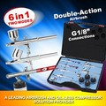 Double Action Airbrush Kit BD-812
