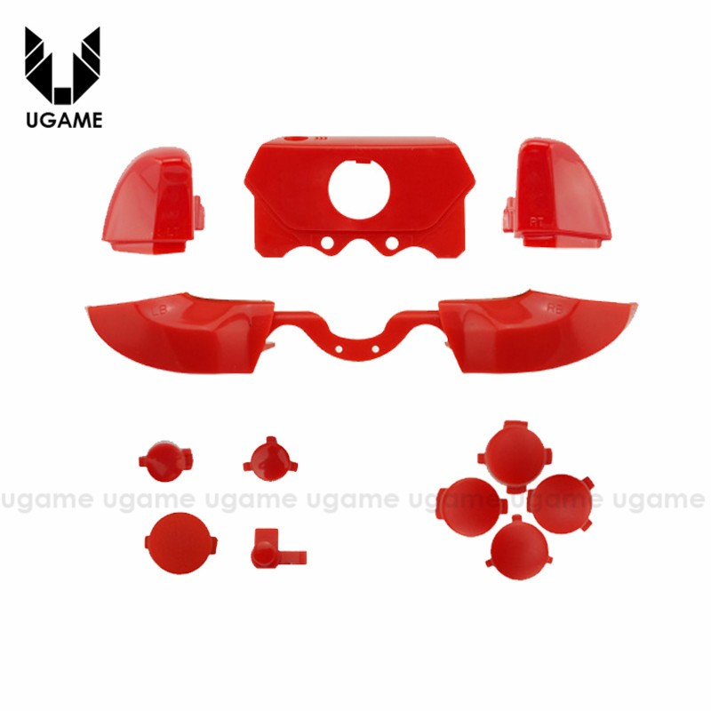 China Supplier UGAME Plastic Triggers for Xbox one Elite Controller Replacement