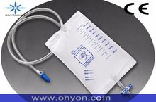China manufacturer Cheap good quality Medical disposable water sealed drainage bags supplier from india