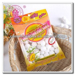 Hot Sale 99% Pure Naphthalene for White Camphor balls 150g