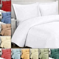 Luxury Softness Bamboo Sheets For Royalty Homes Sateen Weave Bed Sheet Set