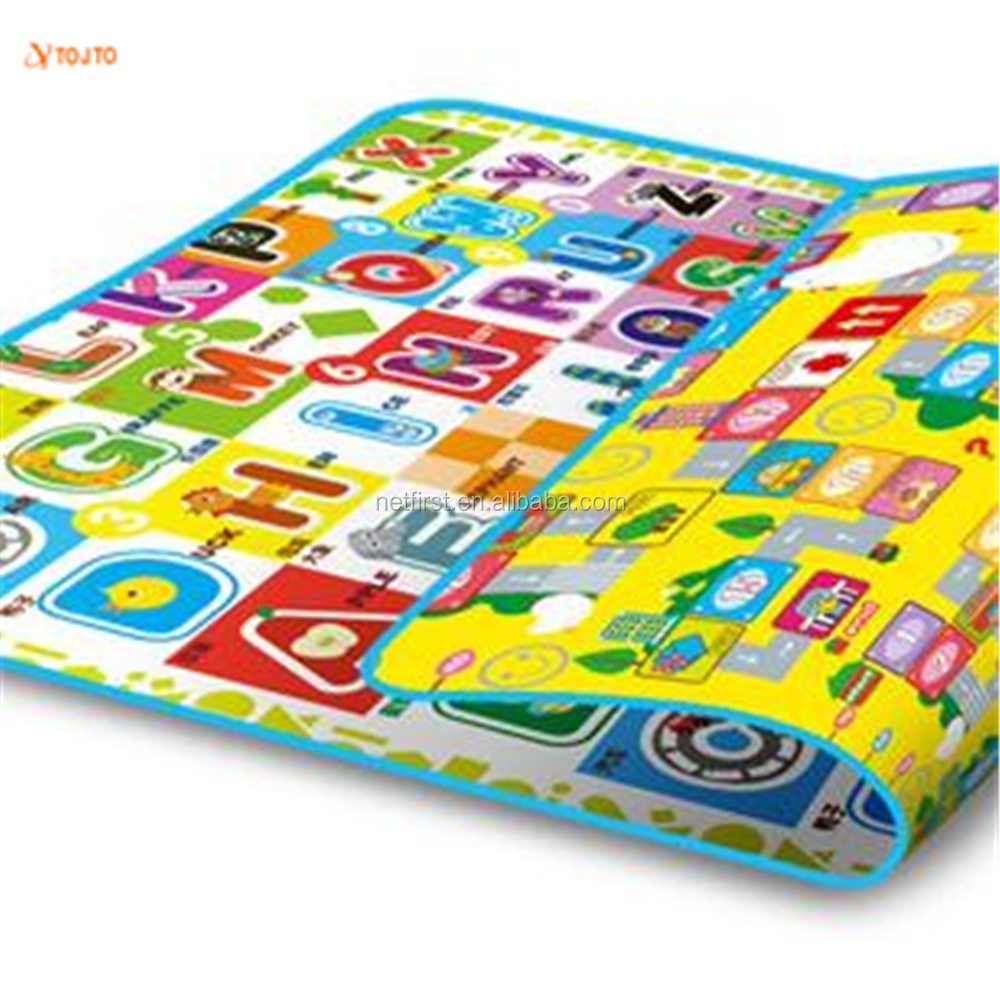 2016 Funny Baby Indoor Toys Baby Gym with Music Baby Play Mat