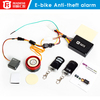 automatic lock alarm anti electric bicycle gps tracker gps sms gprs tracker vehicle tracking system