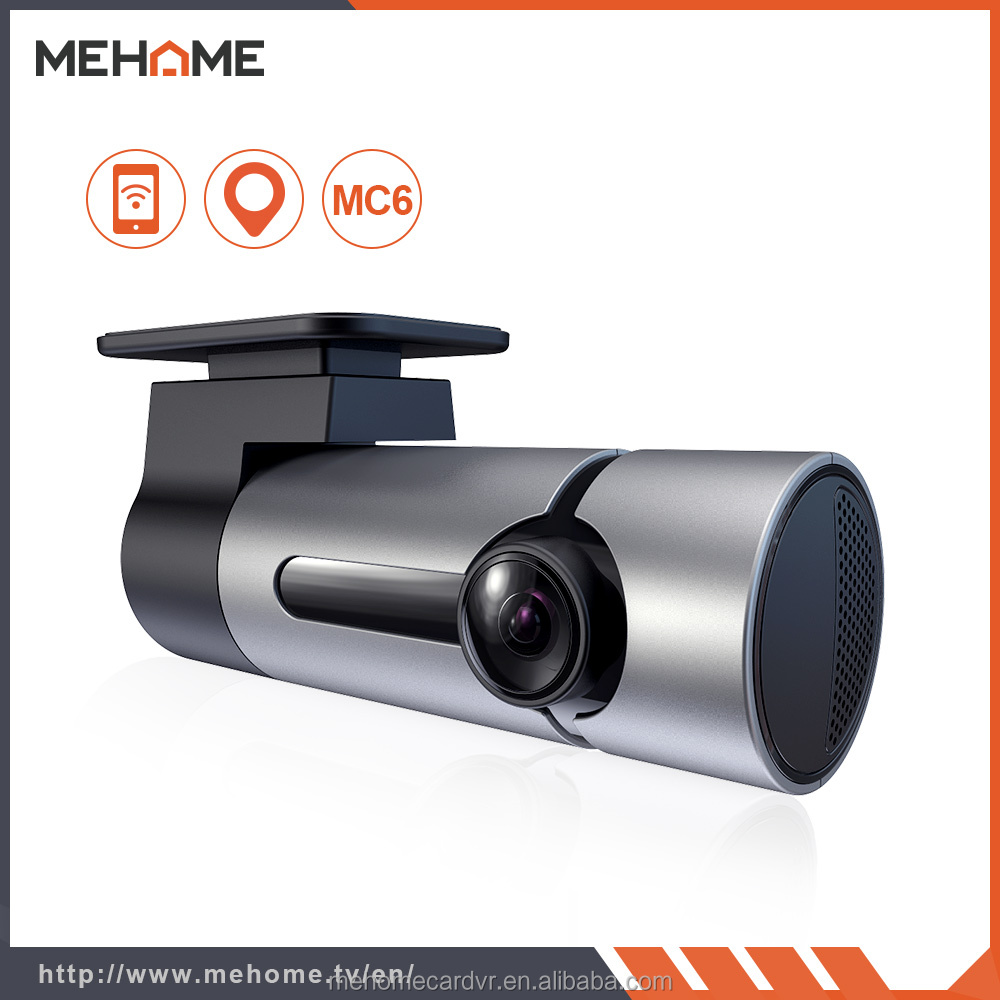 2017 Mehome MC6 Car Dash Camera/ Vehicle Camcorder Type Car Black Box with G-Sensor full hd