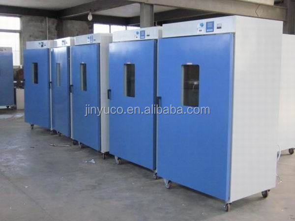Stainless steel intelligent programmable high temperature industrial laboratory small vacuum ovens