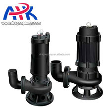 non-clogging transfer tank water submersible sewage pump