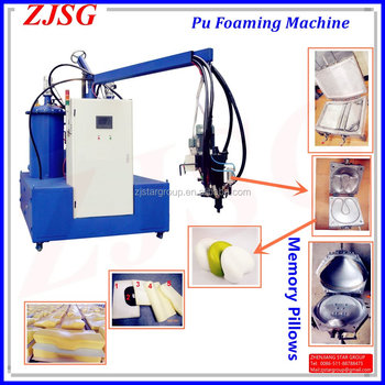 Foaming machine for Pillows /memory pillows