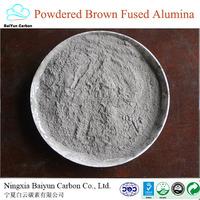 different BFA brown aluminium oxide price for Brown/white/black aluminium oxide