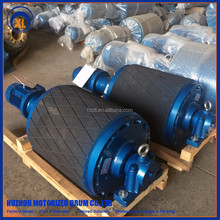 belt conveyor roller manufacturer supply motorized roller drive pulley