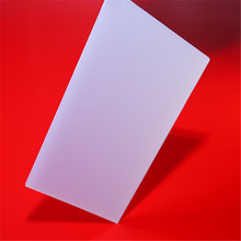 Clear opal white Fire proof Polycarbonate Sheets