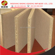 Poplar Particle Board Panels for Cabinet