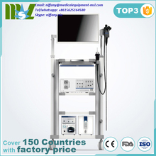 China 2017 hottest electronic video gastroscope and colonoscope with LED light source