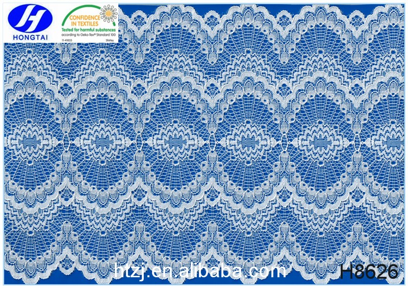 Hongtai new style high quality guipure lace dress fabric