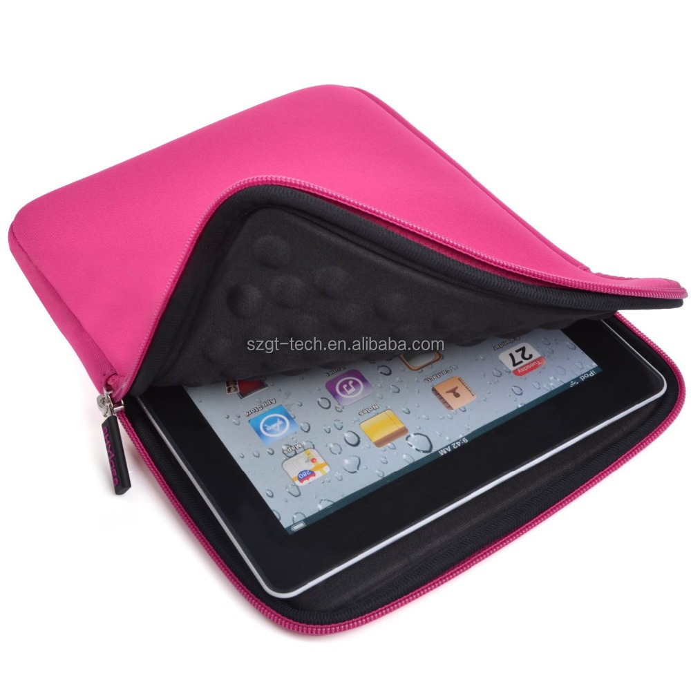 Portable Handle Carrying Portfolio Neoprene Sleeve Case Bag for iPad Pro 12.9
