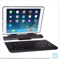 ACC4S Silver ABS 3.0 Bluetooth Keyboard for iPad Air P-IPD5BTHKB005