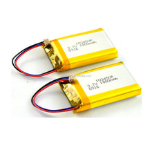 Wholesale 103450 rechargeable li-ion lithium-ion li ion li-po lipo 3.7v 1800mah lithium polymer battery cells