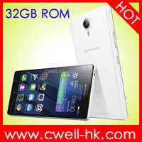 Original Lenovo K80M P90 5.5 Inch 2gb ram 32gb rom Quad Core Android 4.4 13MP camera mobile phones with 4000mah battery